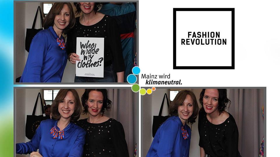 Fashion Revolution - Mode und Nachhaltigkeit