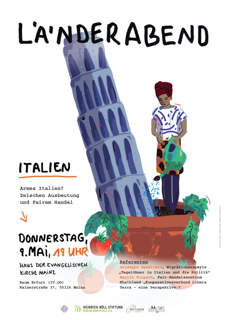 Armes Italien. Zwischen Ausbeutung und Fairem Handel