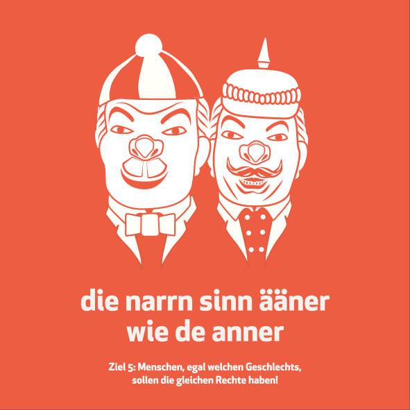 Meenzer Woideggel - Gleiche Rechte