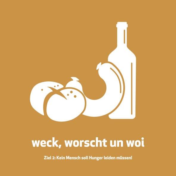 Meenzer Woideckel - Hunger