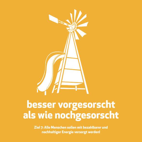 Meenzer Woideggel - Nachhaltige Energie